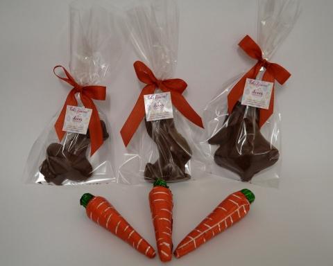 Figuras de chocolate Doces Lembranças